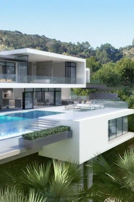 Superb Contemporary Houses Designs Surrounded By Picturesque Nature24