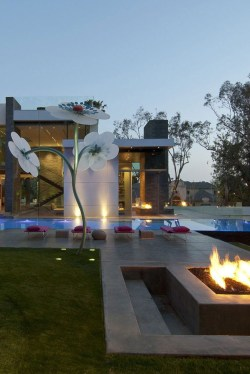 Superb Contemporary Houses Designs Surrounded By Picturesque Nature33