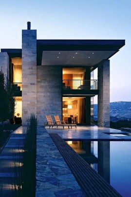 Superb Contemporary Houses Designs Surrounded By Picturesque Nature36