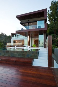 Superb Contemporary Houses Designs Surrounded By Picturesque Nature39