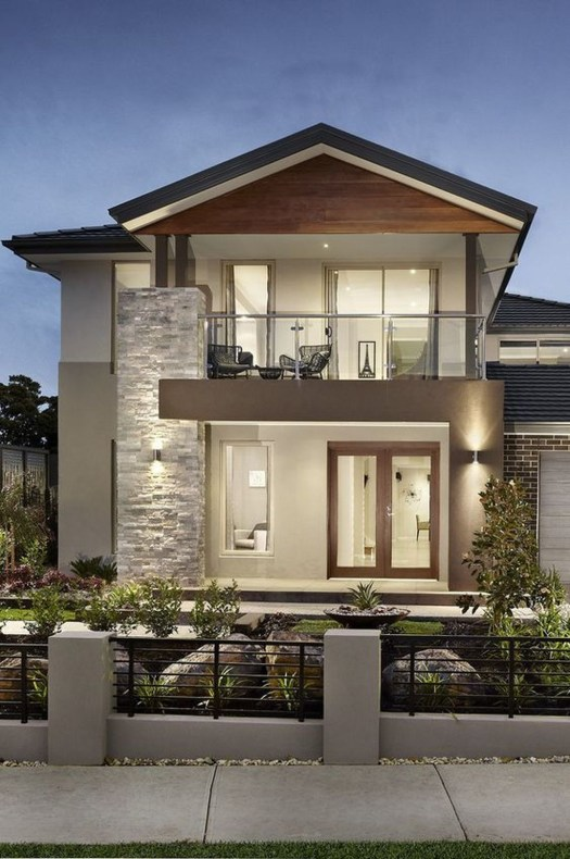 Superb Contemporary Houses Designs Surrounded By Picturesque Nature47