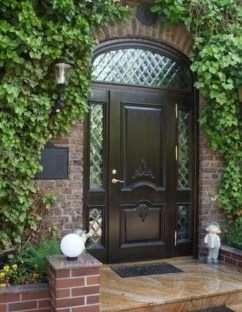 Unique And Elegant Door Decoration Ideas40
