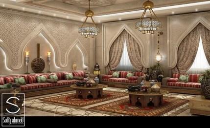 Awesome Arabian Living Room Ideas06
