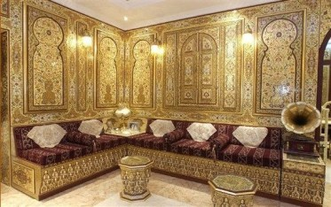 Awesome Arabian Living Room Ideas08
