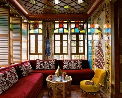 Awesome Arabian Living Room Ideas19