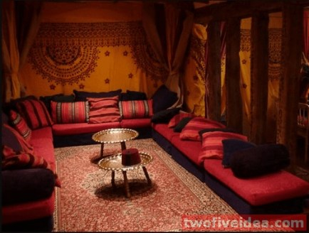 Awesome Arabian Living Room Ideas23