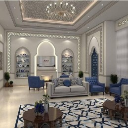 Awesome Arabian Living Room Ideas30