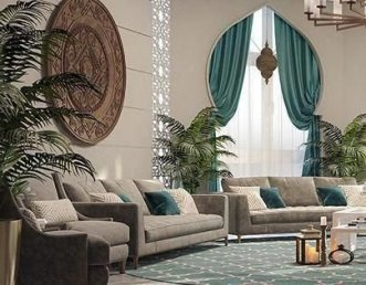 Awesome Arabian Living Room Ideas31