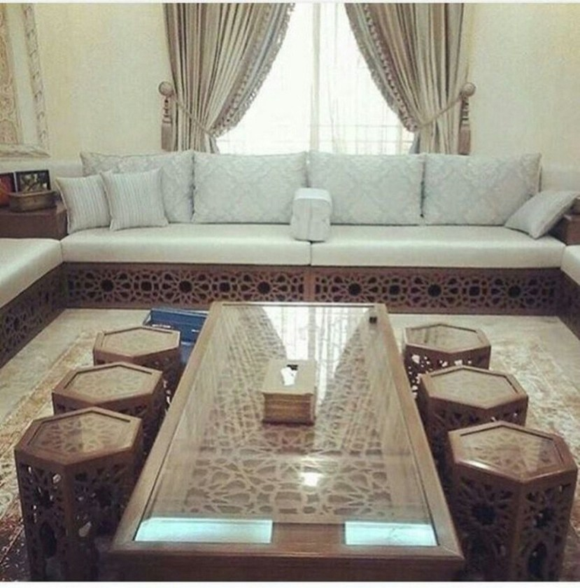 Awesome Arabian Living Room Ideas37