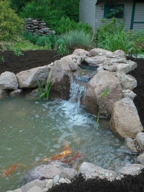 Awesome Garden Waterfall Ideas08
