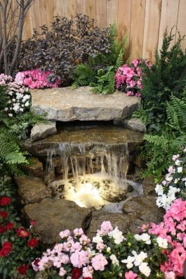 Awesome Garden Waterfall Ideas24