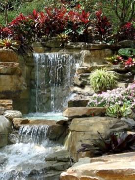 Awesome Garden Waterfall Ideas27