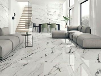 Elegant Granite Floor For Living Room10