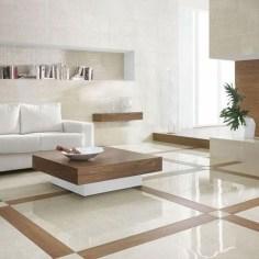 Elegant Granite Floor For Living Room16