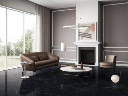 Elegant Granite Floor For Living Room24