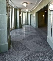 Elegant Granite Floor For Living Room35