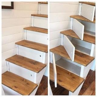 Extraordinary Stairs Storage Ideas02
