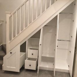 Extraordinary Stairs Storage Ideas26