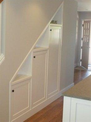 Extraordinary Stairs Storage Ideas30