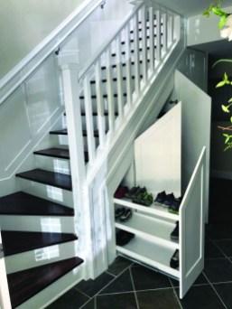 Extraordinary Stairs Storage Ideas33