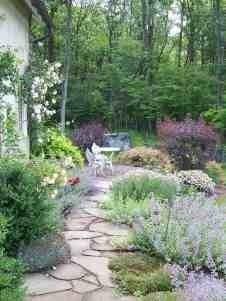 Fresh Ideas Frontyard Garden16