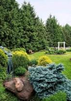 Fresh Ideas Frontyard Garden26