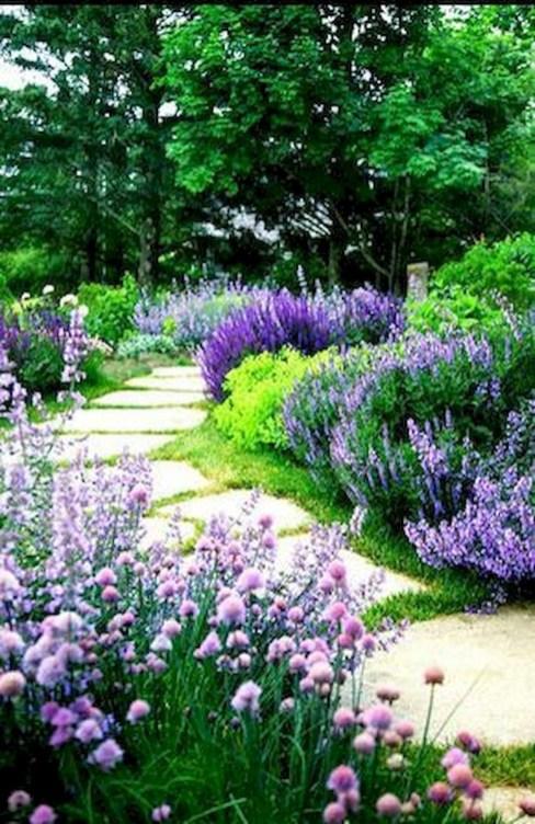 Fresh Ideas Frontyard Garden30