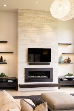 Luxury Family Room Fireplace Ideas30