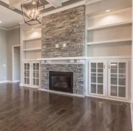 Luxury Family Room Fireplace Ideas37