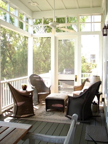 Traditional Porch Decoration Ideas36