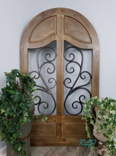 Elegant Carved Wood Window Ideas28