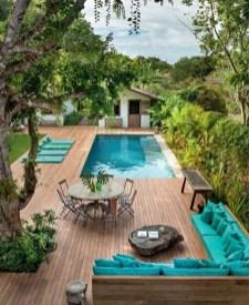 Luxury And Elegant Backyard Design23