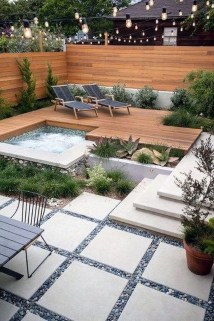 Luxury And Elegant Backyard Design38