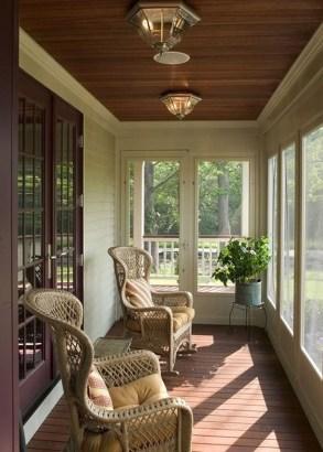 Luxury And Elegant Porch Design06