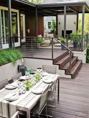 Luxury And Elegant Porch Design26