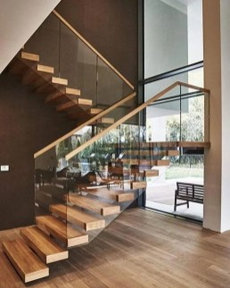 Luxury Glass Stairs Ideas23