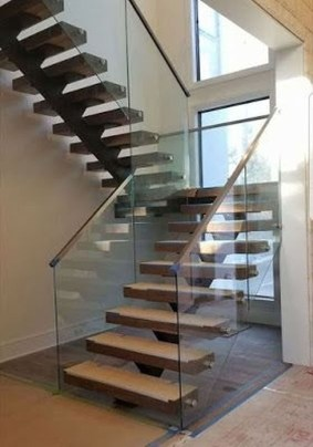 Luxury Glass Stairs Ideas43