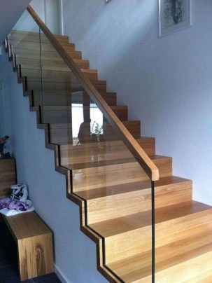 Luxury Glass Stairs Ideas45