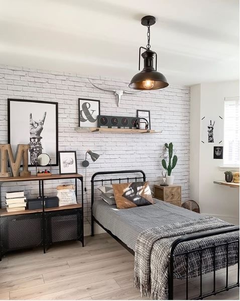 Cool Teenage Boy Room Decor33