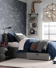Cool Teenage Boy Room Decor38