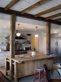 Cozy Rustic Kitchen Designs09