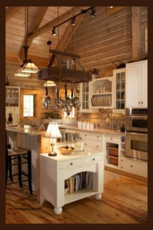 Cozy Rustic Kitchen Designs18
