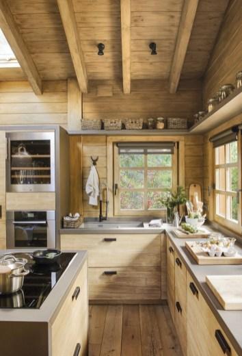 Cozy Rustic Kitchen Designs36
