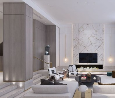 Elegant Luxury Living Room Ideas13