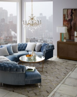 Elegant Luxury Living Room Ideas22