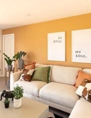 Extraordinary Yellow Living Room Ideas02