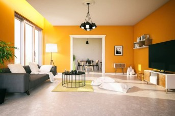 Extraordinary Yellow Living Room Ideas20
