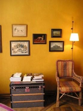 Extraordinary Yellow Living Room Ideas31