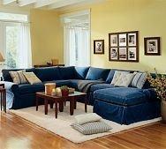 Extraordinary Yellow Living Room Ideas33