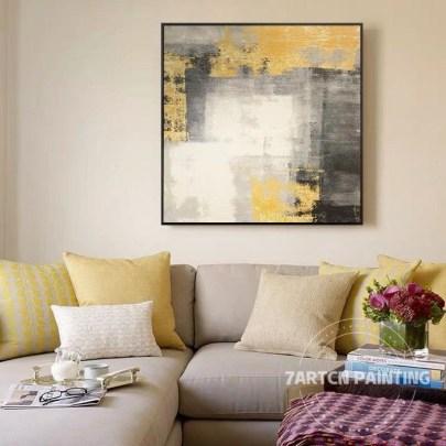 Extraordinary Yellow Living Room Ideas37